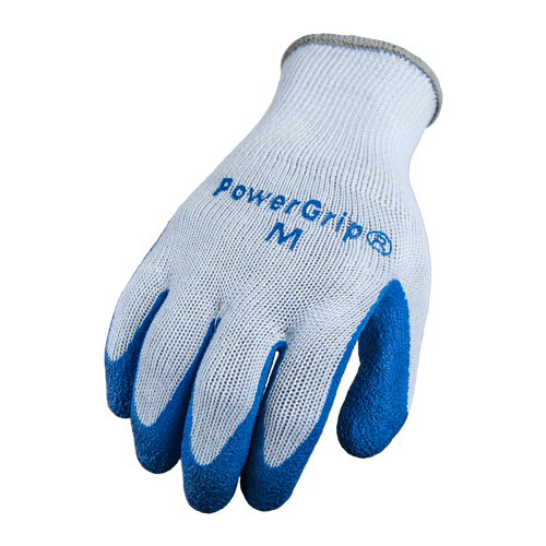 Red Steer Gloves : Red steer powergrip palm dipped glove