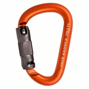 Rock Exotica Pirate Aluminum Carabiner - Triple-Locking