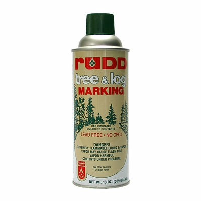 Rudd Green Tree & Log Marking Paint - Full Box