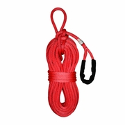 "Samson 5/8"" x 200 ft Stable Braid Rigging Rope w/ 6"" Eye - 16300 lbs Breaking Strength"