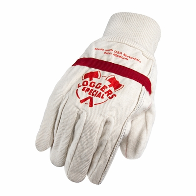 Southern Glove Loggers Special Cotton Chore Glove - Case
