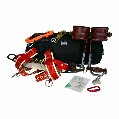 WRS Basic Spur Climbing Kit