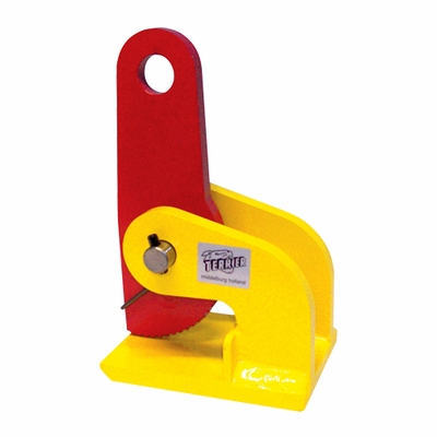 Terrier 1 Ton FHX-V Pre-Tensioned Horizontal Lifting Clamp - #953101