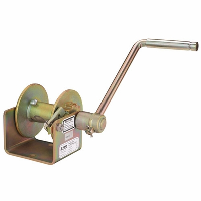 Thern Direct Drive Hand Winch - 500 lbs Pulling Capacity