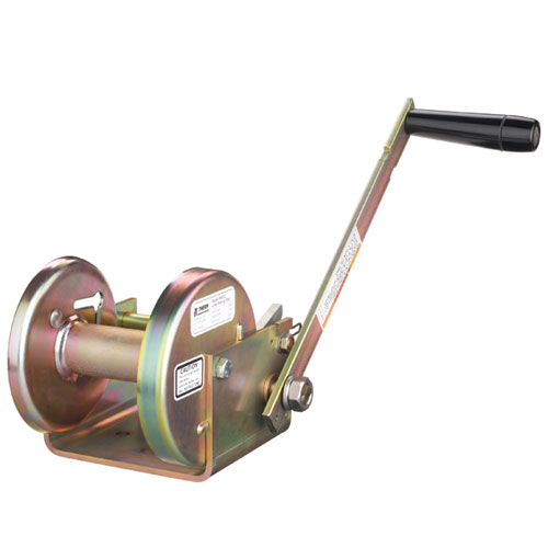 Thern Spur Gear Hand Winch - 1000 lbs Pulling Capacity - #M4032