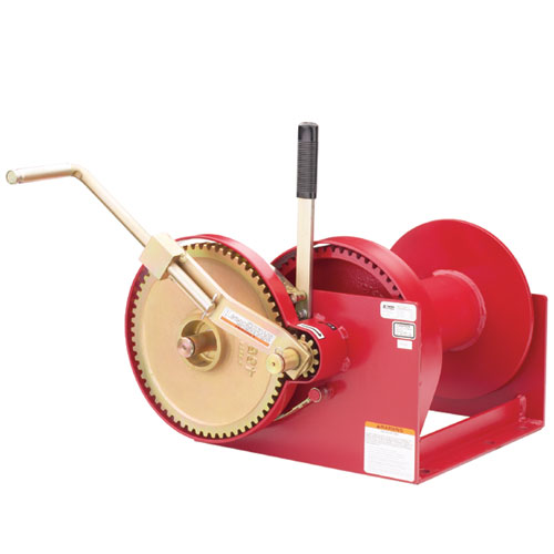 Thern Spur Gear Hand Winch - 10000 lbs Pulling Capacity - #M492-12