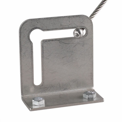 Thern Wire Rope Keeper Bracket
