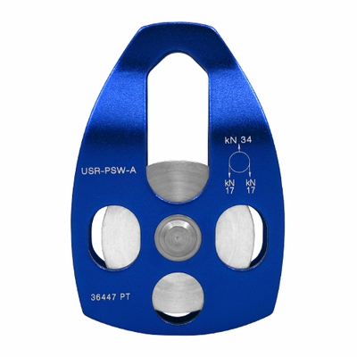 """USR 2-3/8"""" Rope Pulley - 5/8"""" Rope"""