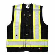 Viking Flame Resistant (FR) Open Road Surveyor's Vest