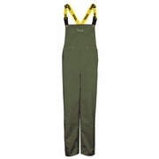 Viking Journeyman 420D Green Rain Bib Pants