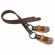 Weaver Granite Lower Split Ring Spur Straps