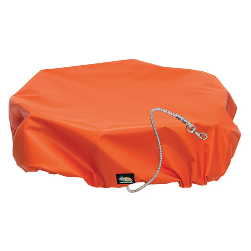 "Weaver Man Bucket Cover - 24"" x 24"" - #08-07195-OR"