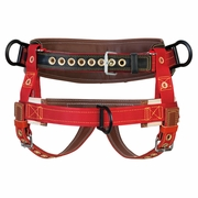 "Weaver WLC-330 Wide Back Floating D Tree Saddle - Butt Strap - Size Small (30"" - 34"")"