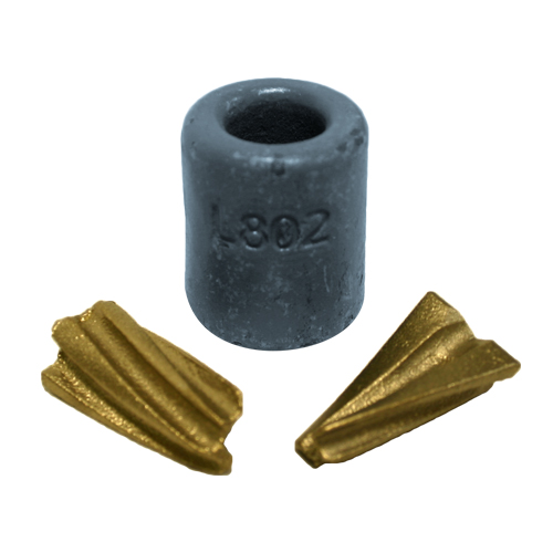 B6 Wedge-Type Quick Ferrule - 3/4\