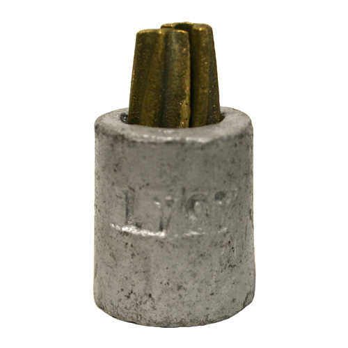 """M4 Wedge-Type Quick Ferrule - 7/16"""" - 9/16"""" Wire Rope"""