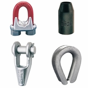 Crosby Wire Rope Fittings