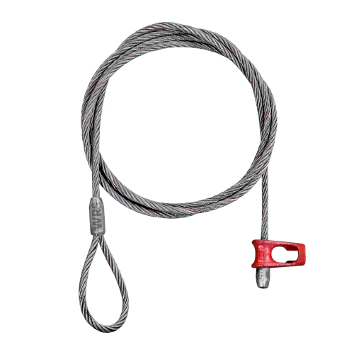 "1/2"" x 6 ft Logging Choker - Eye & Nub Cat-Style - 19000 lbs Breaking Strength"
