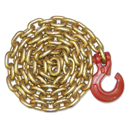 "3/8"" x 12 ft Logging Choker Chain - G70 Transport Chain"