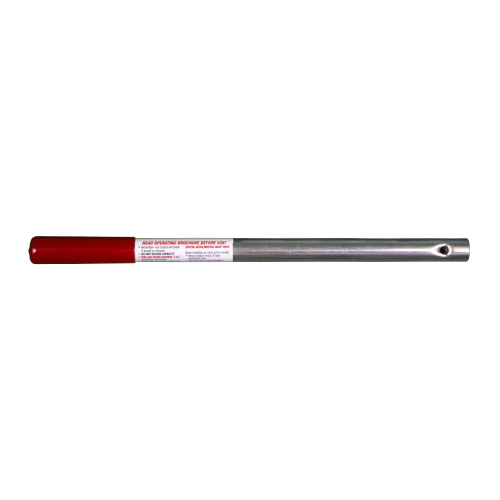 "Wyeth-Scott 2T Replacement Handle - 18"" Length - Red - #P7"
