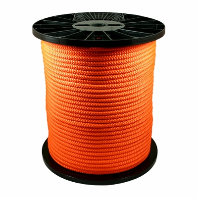 "Yale Cordage 1/2"" x 600 ft Buzzz Line Arborist Rope - 7400 lbs Breaking Strength"