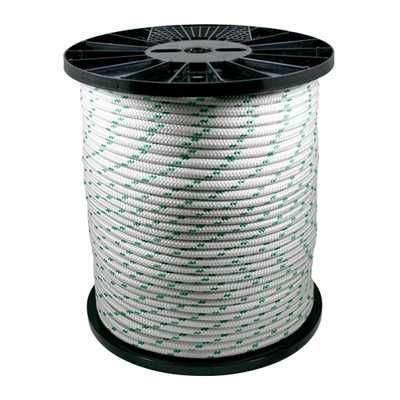 """Yale Cordage 1/2"""" x 600 ft Double Esterlon Rigging Rope - 10800 lbs Breaking Strength"""