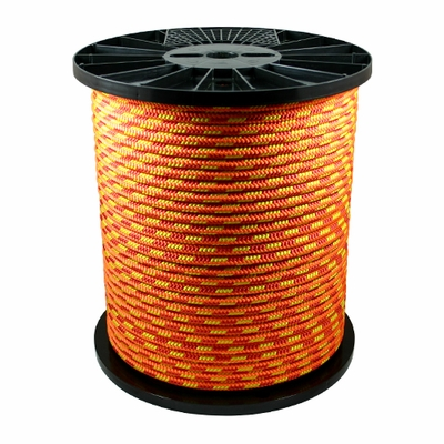 "Yale Cordage 1/2"" x 600 ft XTC Fire Arborist Rope - 6200 lbs Breaking Strength"