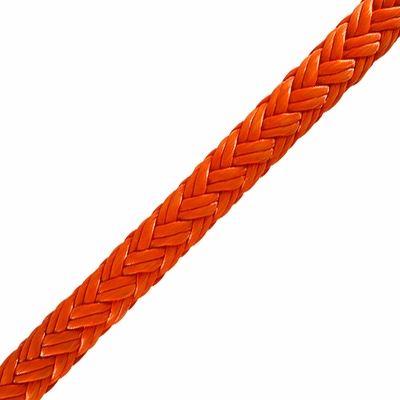 "Yale Cordage 7/16"" Yalex Rigging Rope - 9000 lbs Breaking Strength"