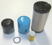 DISCOUNT SERVICE FILTER PACK FOR e-MAX 25 MAHINDRA TRACTOR (E520532091, 14571000010, F28, 11201032020 & 11102303100)