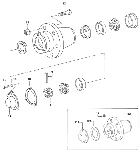 steering \u0026 front axle parts for 3525 mahindra tractorfront lug bolt for 3525 mahindra tractor