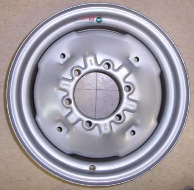 FRONT WHEEL RIM FOR 475 MAHINDRA TRACTOR (TW450)