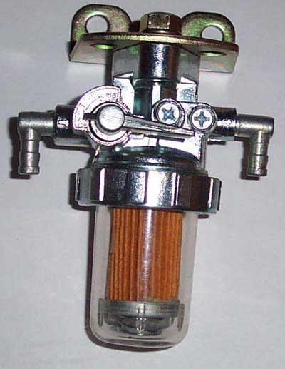 Filters For 2810  Early  With Center Gear Shifter