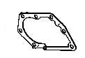 GASKET FOR HYDRAULIC CONTROL VALVE ASSEMBLY ON 5530 MAHINDRA TRACTOR (005555283R2)