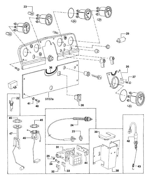 switches, keys, wiring, knobs & dash items for e 350 mahindra tractor 85 el camino wiring-diagram hour meter mount bracket for e 350 mahindra tractor