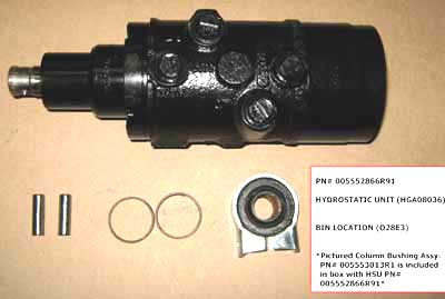 HYDROSTATIC STEERING UNIT FOR 3505 MAHINDRA TRACTOR