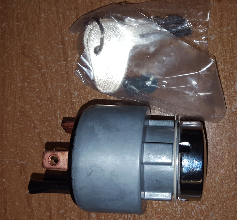 IGNITION SWITCH ASSEMBLY FOR 2015 MAHINDRA