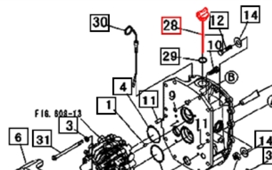 1964 Buick Skylark Wiring Diagram likewise Subaru Tractor Engine additionally Glow Plug Solenoid likewise Kubota B7100 Wiring Diagram besides Ford Transit Interior Parts. on sel ignition switch wiring diagram