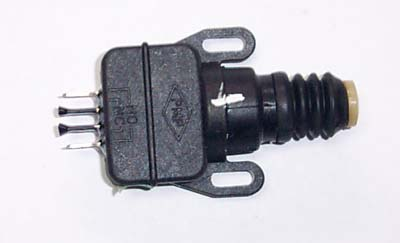 PTO/BRAKE/PARK/CLUTCH SAFETY SWITCH FOR E-350 MAHINDRA TRACTOR (000013058P05)