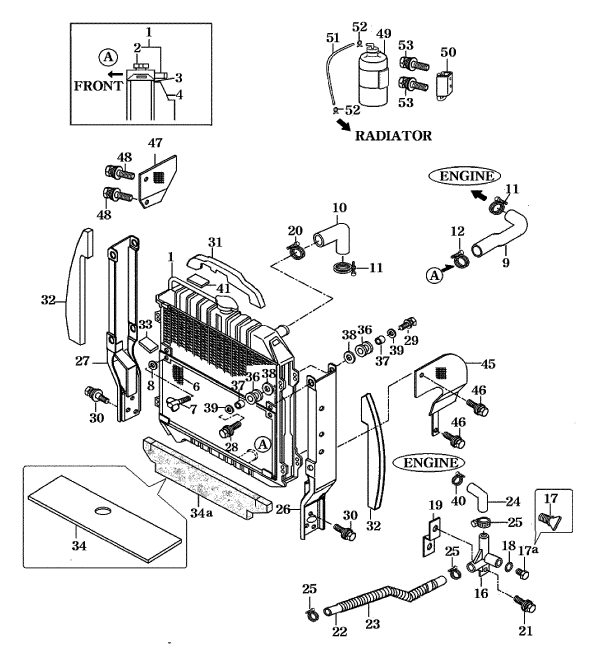 ford 4000 tractor wiring diagram likewise 4600 ford 4600 tractor battery wiring diagram   odicis Ford 4600 Wiring Harness 5600 Ford Tractor Wiring Diagram
