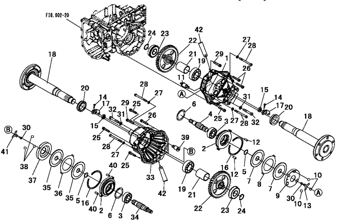 REAR AXLE   BRAKE SYSTEM PARTS FOR    MAX    22    MAHINDRA    TRACTOR