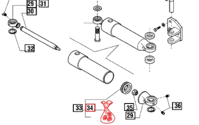 Mahindra Power Steering Parts