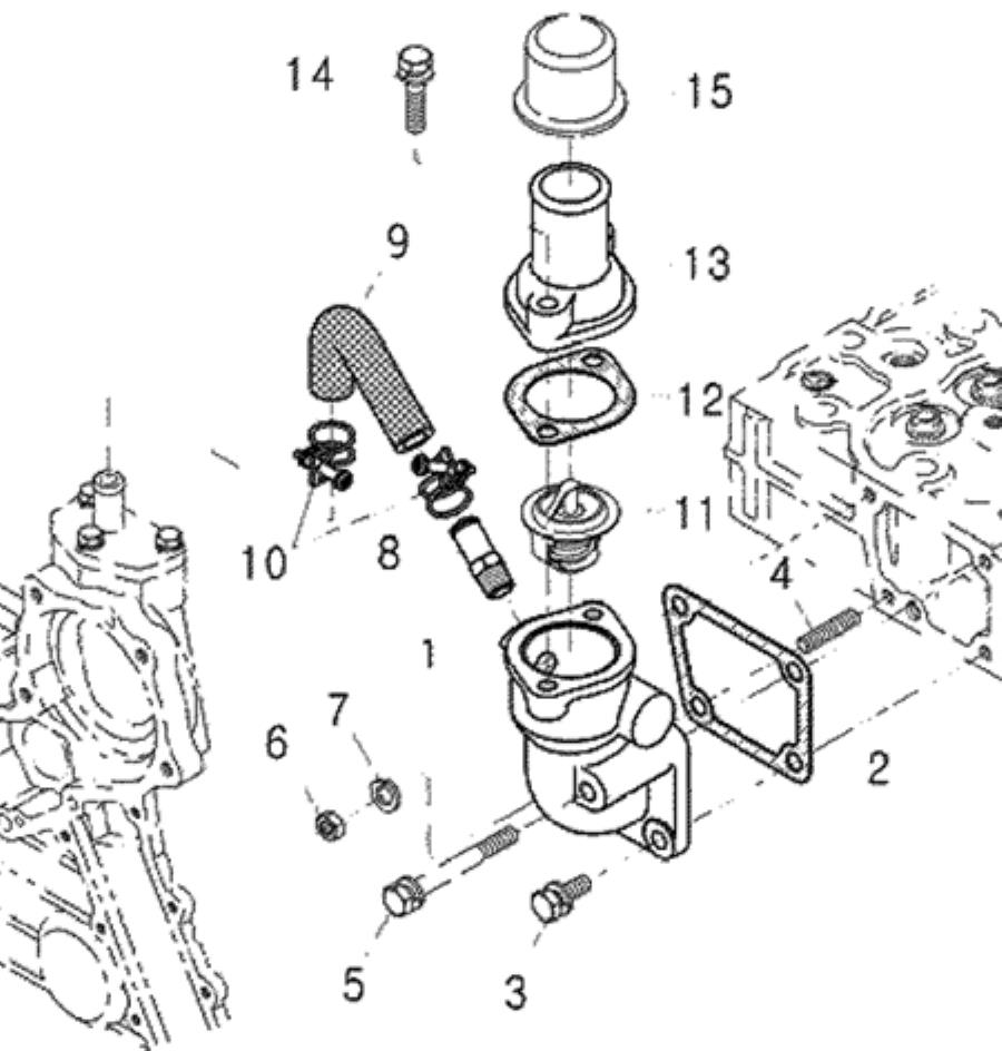 ford 340 tractor parts diagram