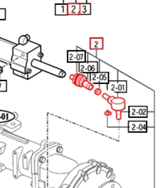 TIE ROD END ASSEMBLY FOR 2540 MAHINDRA TRACTOR