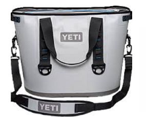 YETI HOPPER 30 (TAN OR GRAY)
