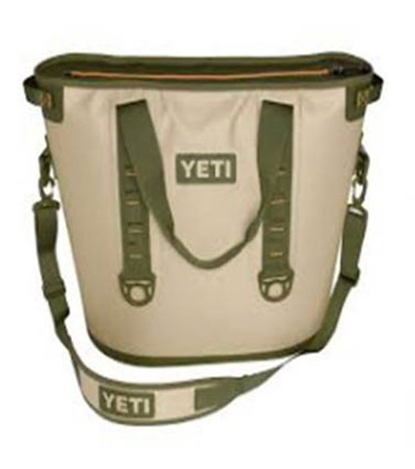 YETI HOPPER 40 (TAN)