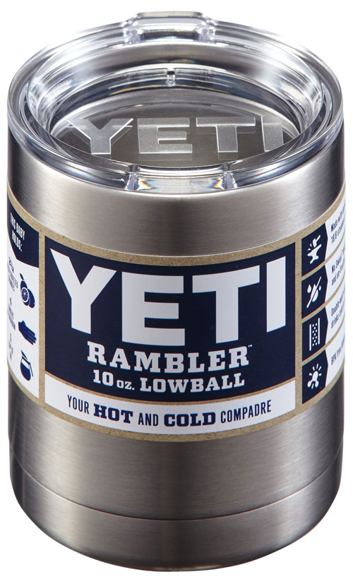YETI DRINK WARE GET A REAL YETI NOT KNOCK OFF AND