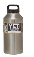 YETI RAMBLER 64 OZ. BOTTLE