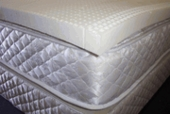 "2"" All Natural Talalay Latex Topper"