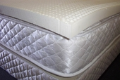 "2 ""  Blended Talalay Latex Mattress Topper"