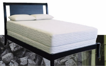 King Size Mattress Made With Certified Organic Latex