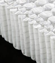 King Ultimate Hybrid Pocket Coil - Latex Mattress